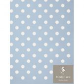 ПЛЕД BIEDERLACK LOVELY&SWEET DOTS BLUE 706584